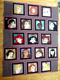 Disney Princess and Leading Ladies quilt... almost finishe… | Flickr &  Adamdwight.com