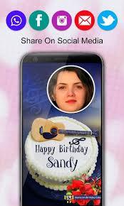 name on birthday cake photo birthday cake 15 3 screenshot 1