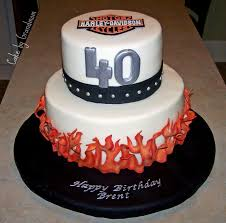10 40th Birthday Cakes For Him Photo 40th Birthday Cake Ideas For