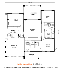 Small Picture 100 Contemporary Plan Design Home Floor Plans Big House