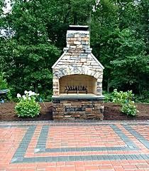 outdoor fireplace kits masonry wood burning australia