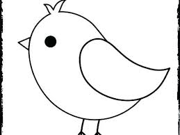 Bird Coloring Page Inspire Birds Printable Pages To Print Angry Girl