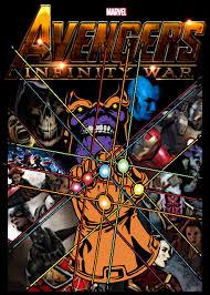 infinity war comic. my attempt at an infinity war poster comic