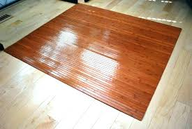 heavy furniture on vinyl plank flooring