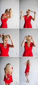 14x Krásné A Jednoduché účesy Které Si Zvládnete Udělat Do 3 Minut