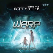 couverture de warp book 1 the reluctant in