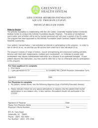 Doctors Note Release To Work Work Release Form From Hospital Fill Out And Sign