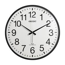 wall clocks for office. [ Etc ] (330Mm Ot767rc) Orient Radio Control Office Wall Clock Office  Phrases Clocks For N