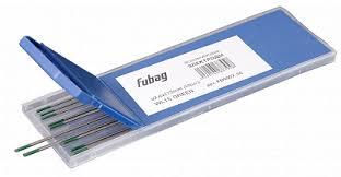 <b>FUBAG Вольфрамовые электроды</b> D2.4x175мм (green)_WP (10 ...