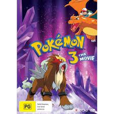 Pokemon: Movie 3 - Spell Of The Unown