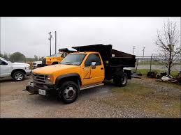 1992 Chevrolet 3500 HD dump bed truck for sale | sold at auction ...