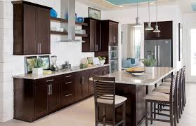 Kitchen Cabinet Espresso Color Sonoma Cabinets Specs Features Timberlake Cabinetry