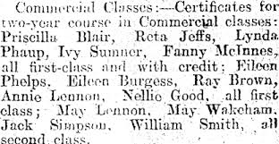 Papers Past | Newspapers | Ashburton Guardian | 15 December 1916 |  TECHNICAL SCHOOL.