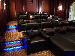 Home Theater Room Design Awesome Ideas