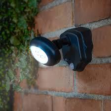 Led Security Light Solar