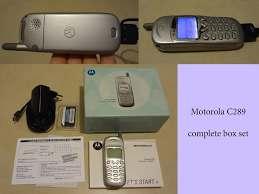Flying Dustbunny: WTS: Motorola C289