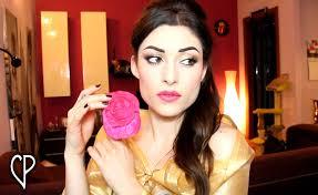 disney princesses belle makeup tutorial cherylpandemonium you