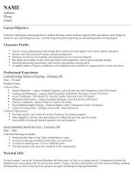 Med Surg Nursing Certification Medical Surgical Nurse Resume Sample ...
