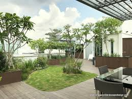 roof garden design images see more