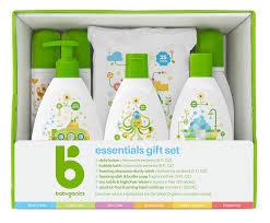 babyganics essentials <b>gift</b> set | babyganics