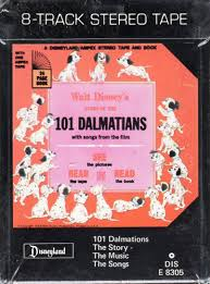 walt disney 101 dalmatians the story the the songs 8 track cartridge al at discogs