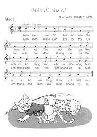 Bài thơ Mèo đi câu cá [Thơ hay cho bé mầm non] - Thế giới cổ tích