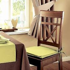 kitchen chair seat cushions with ties with 26 best dining chair cushions with ties images on