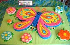 Butterfly Birthday Cake Template Printable Templates For Google Docs