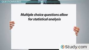 Survey Researcher Sample Resume Interesting What Is Survey Research Definition Methods Types Video