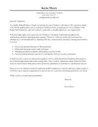Sample Film Cover Letter Film Internship Cover Letter Sample Cover Letters For Internships