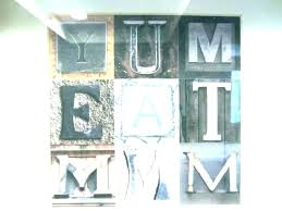 metal large letters for wall black wooden home decor unusual idea initial in conjunction with interesting
