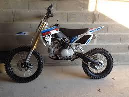 balade en pit bike 140 c bastos 125 trax et 102 peugeot youtube