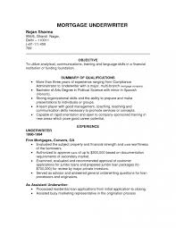 Mortgage Loan Processor Resume Examples Bongdaao Com Auto Sample