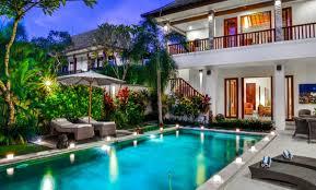 FAMILY FRIENDLY Villas Seminyak Bali BALI VILLA ESCAPES Best Bali 2 Bedroom Villas Concept