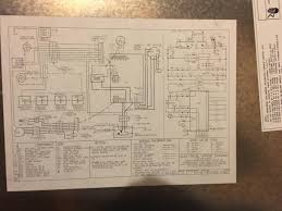 thermostat can i connect the r and c wires directly to the hvac also the ifc model number is 1012 925a and the hvac unit is a rheem classic 90 plus i don t know the if the number on the wiring diagram is the model