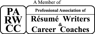 Member of the professional association of resume writers and career coaches  ...