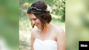 Ja Ik Wil Een Bruidskapsel Voor Half Lang Haar Van Whair