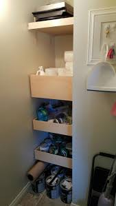 Kitchen Cabinets Sliding Shelves Pull Out Shelves That Slide Custom Kitchen Sliding Shelving From