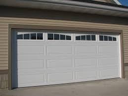 198 09ra 16 x 7 thermacore door white with wynbridge 2 windows