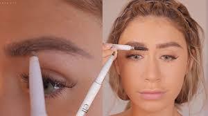 new romantic makeup tutorial wearable smokey eye bronze