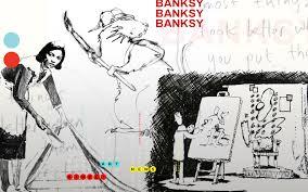 Discovering Banksy – Part 3 – StreetArtNews