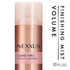 Nexxus Comb Thru Natural Hold Design And Finishing Mist Nexxus Comb Thru Natural Hold Design And Finishing Mist 295 Ml