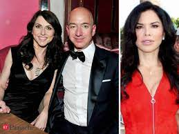 Jeff Bezos: Is Lauren Sanchez, former ...