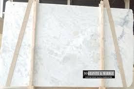 7cm super white slab