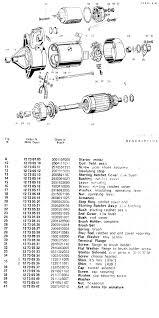 bosch starter motor jpg moto guzzi le mans special s bosch starter motor diagram for the tonti
