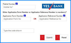 Yes Bank Credit Card Status - Check Your Credit Card Application ...