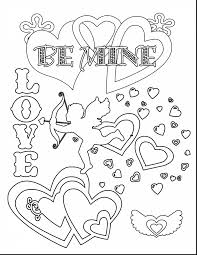 Small Picture extraordinary coloring pages valentines day alphabrainsznet