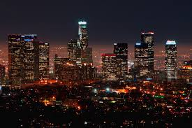 High Definition Pictures Video Captures Las Skyline In Ultra High Definition Curbed La
