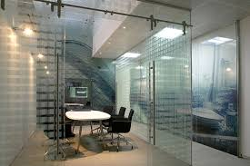 while walls and doors often impede communication glass walls take away these barriers and allow employees to collaborate more openly
