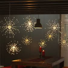 Dining Room Fairy Lights Us 10 5 36 Off Diy Led Fairy String Light 150leds Battery Operated Starburst Holiday Light With Remote Control Decoration For Garden Room Party In